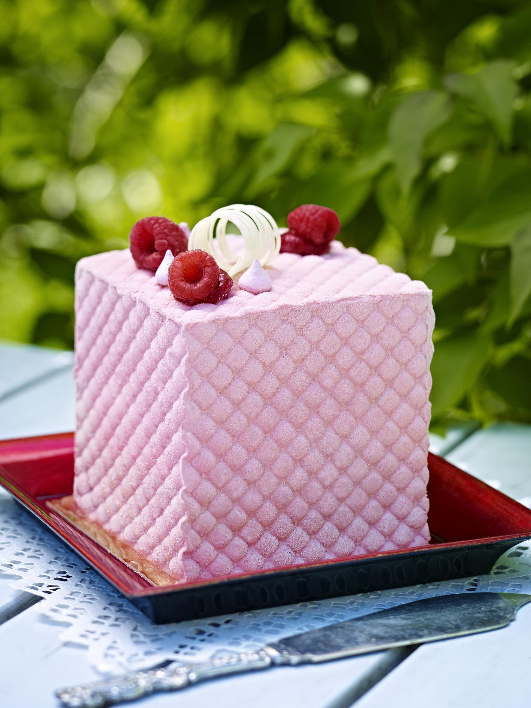 vackra tårtor recept
